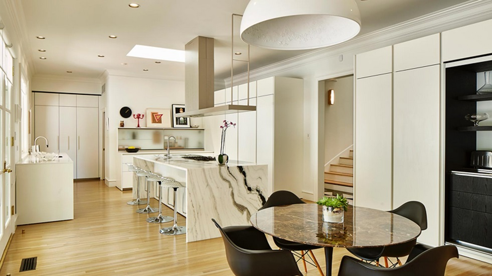 Arredamento Perfetto presenta SAG'80 in un progetto di interior design con DADA Cucine modello TRIM