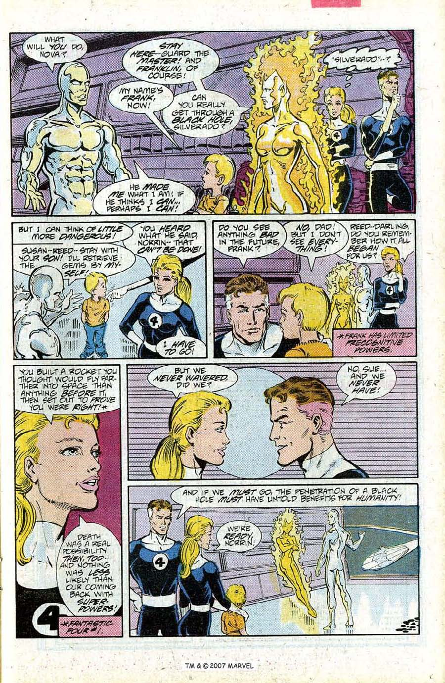 Read online Silver Surfer (1987) comic -  Issue #15 - 11