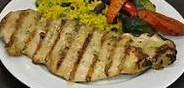 GRILLED CHICKEN MEDITERRANEAN STYLE