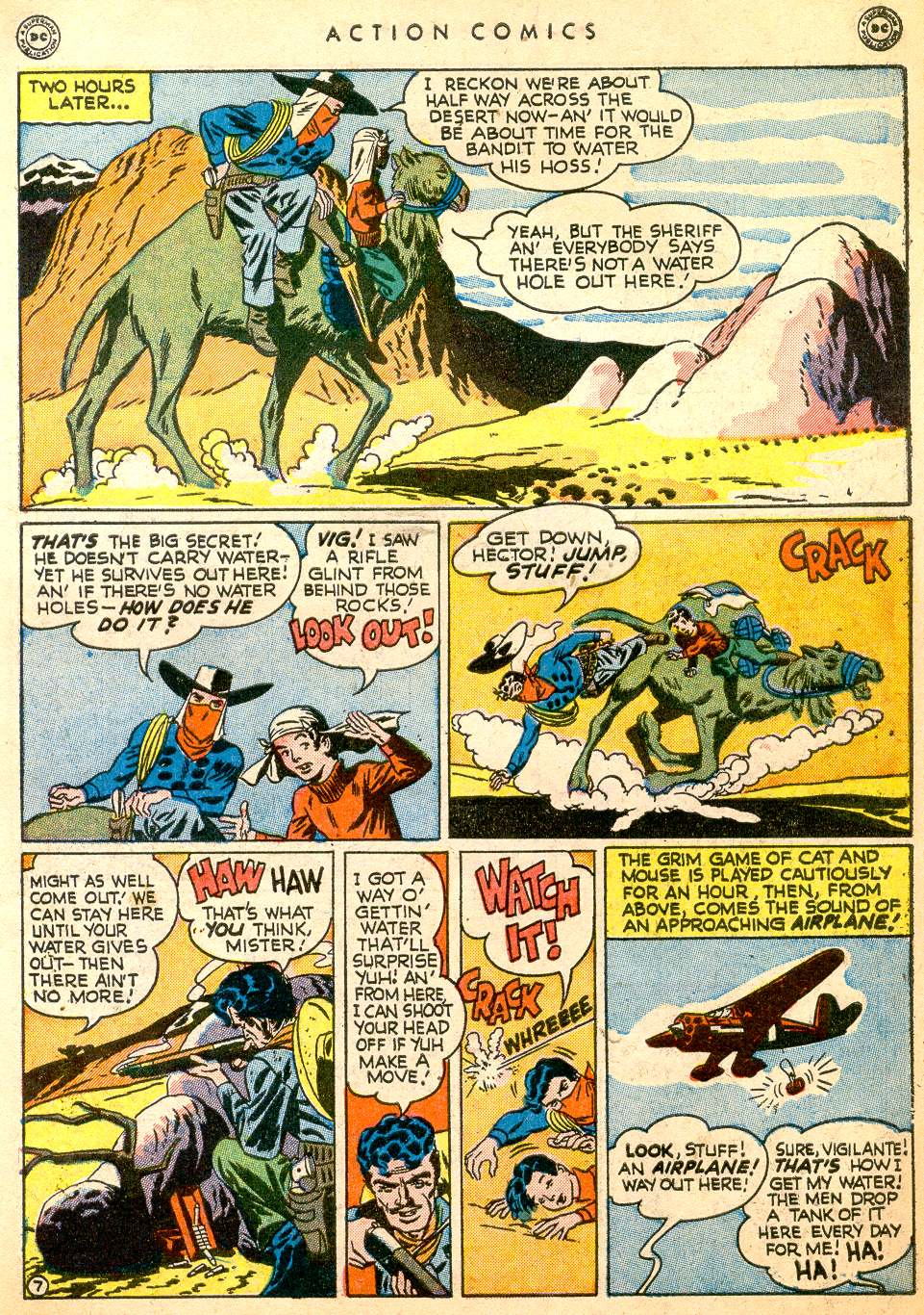 Read online Action Comics (1938) comic -  Issue #126 - 47