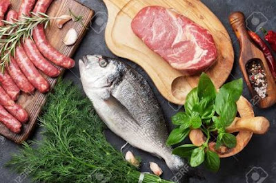 healthy meats, fish, fish restaurant, is fish meat