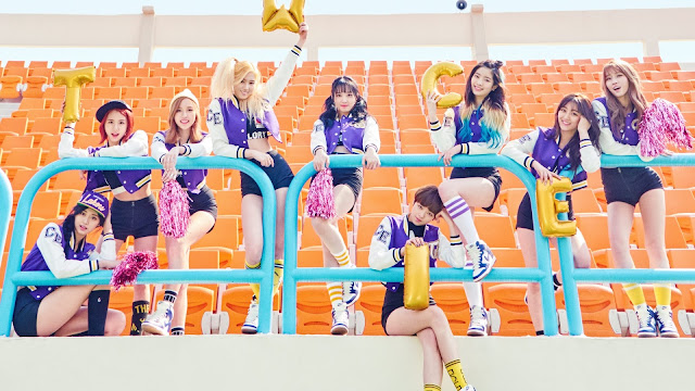 twice cheer up integrantes