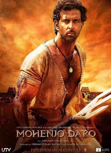 Mohenjo Daro (2016) Movie Poster