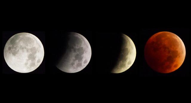 Questa sera eclissi lunare, come e quando osservarla
