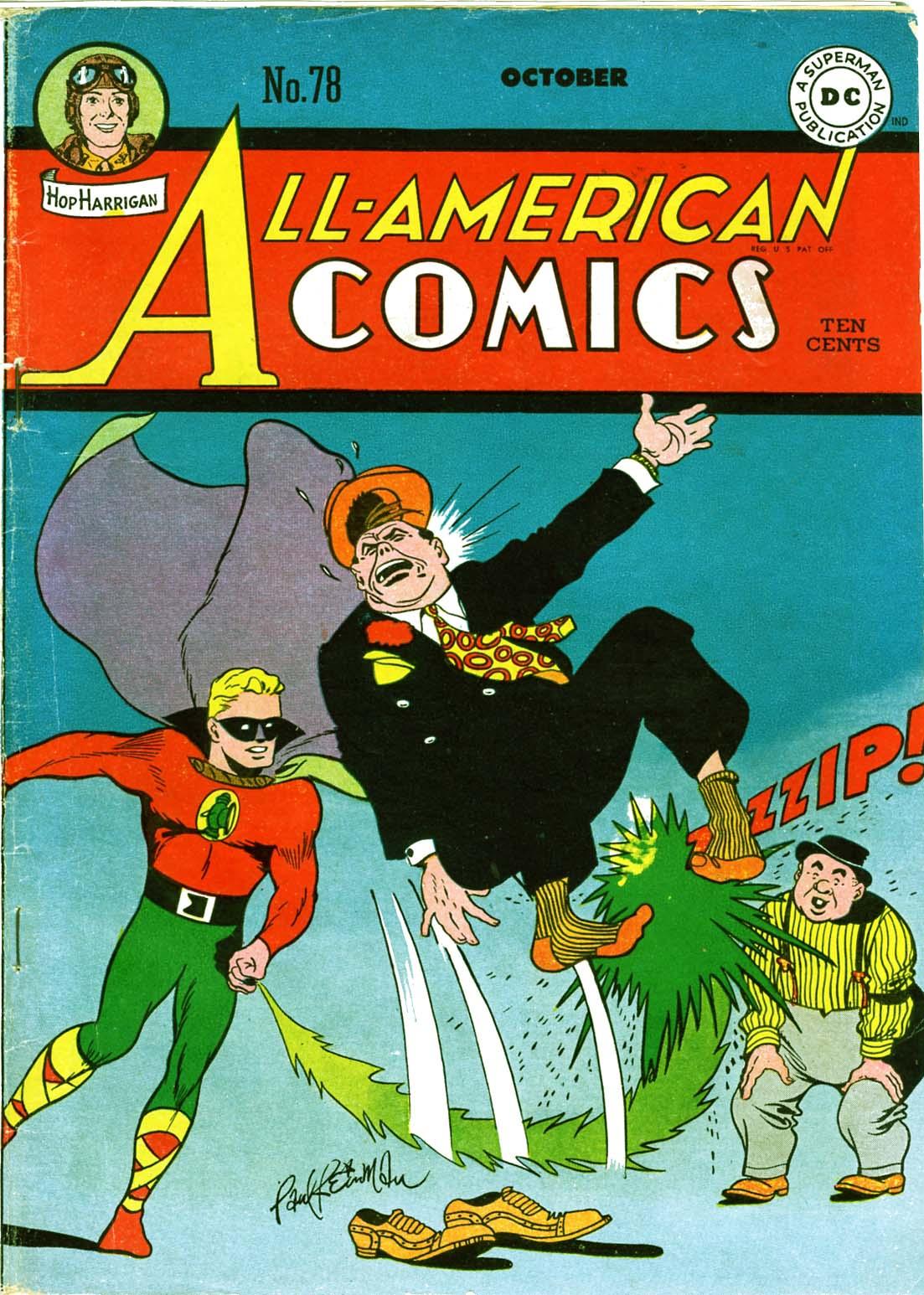 Read online All-American Comics (1939) comic -  Issue #78 - 1
