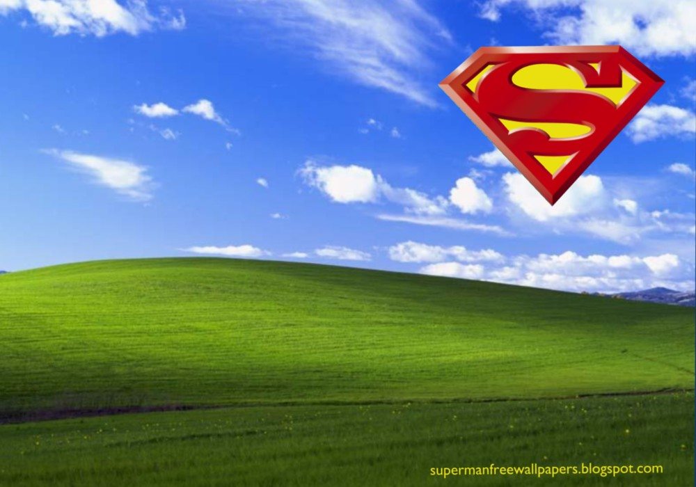 Superman free comic superhero wallpapers desktop - Superman screensaver ...