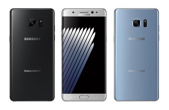Spesifikasi Handphone Samsung Galaxy Note 7