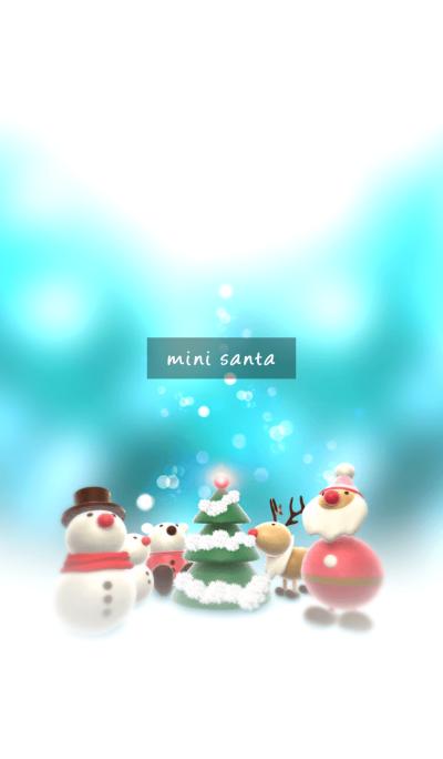 -* mini santa *-