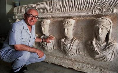 Σε αναζήτηση της σορού του «πατέρα της Παλμύρας»