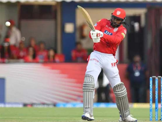 IPL 2019: Chris Gayle Becomes Fastest To Score 4000 Runs In IPL
