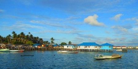 Kepulauan Derawan Berau (derawan island)