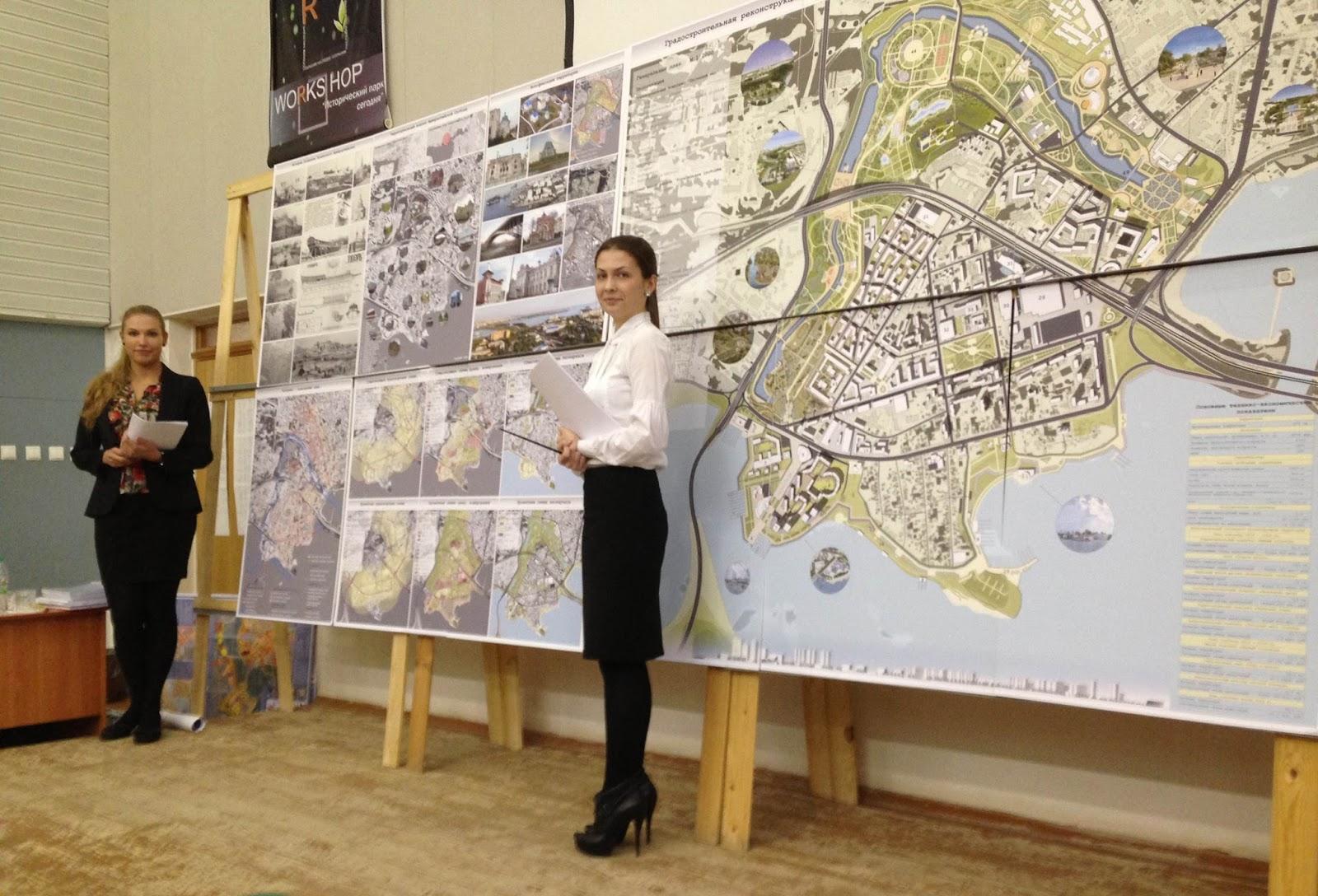 К пониманию дипломной работы Архитектурная практика Часто в составе графической экспозиции дипломных проектов мне не хватает опорного плана места проектирования Желательно в одном масштабе выносить опорный