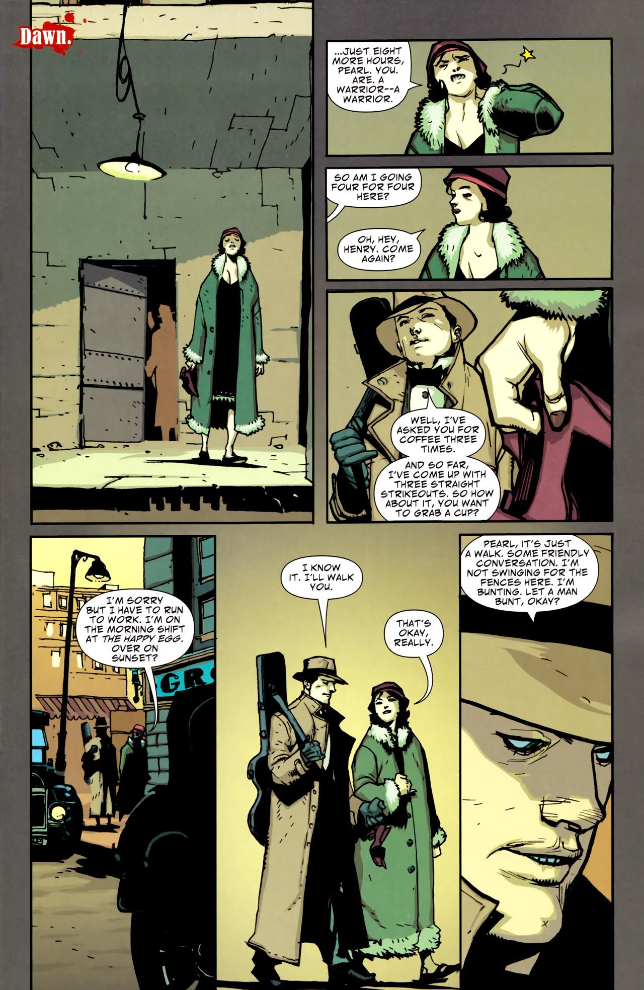 Read online American Vampire comic -  Issue #1 - 9