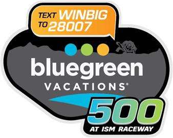 Race 35: Bluegreen Vacations 500 at Phoenix