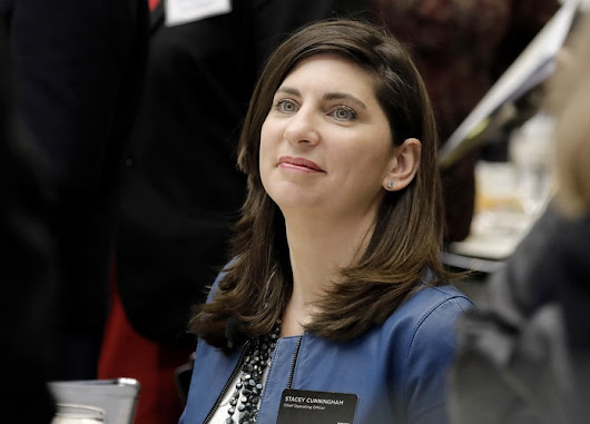 Meet the 1st Female President of New York Stock Exchange (NYSE) - Stacey Cunningham
