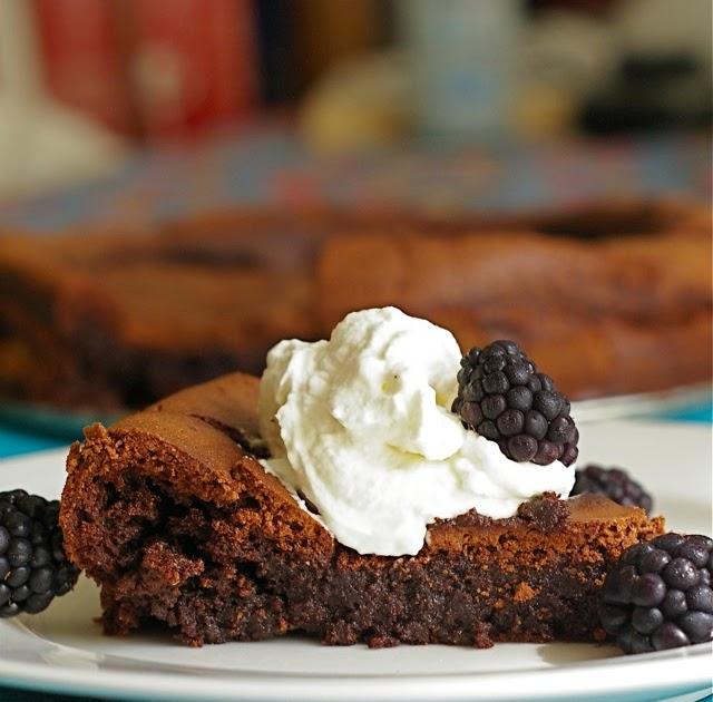Laura Calder Flourless Chocolate Cake