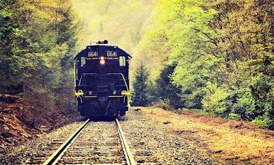 Cuộc đời tựa chuyến tàu về đích
