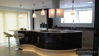 Round Countertop Kitchen 8
