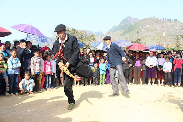 Khau Vai Love Market festival held in Ha Giang