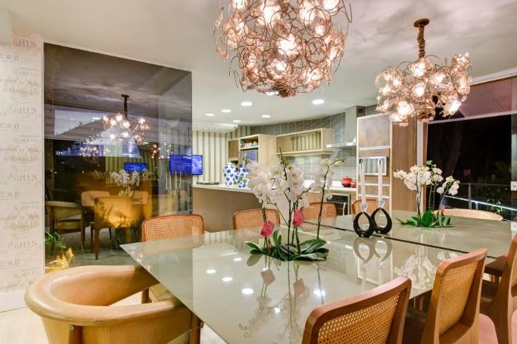 Sala De Tv Com Mesa De Jantar ~ Salas de jantar50 modelos maravilhosos e dicas de como decorar