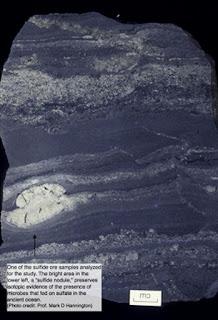Ritrovata acqua sepolta per milioni di anni