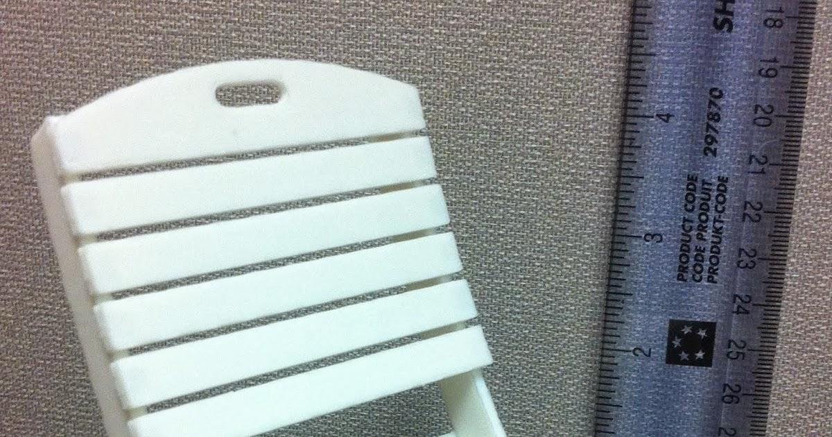Ivor's 3D Printing Blog: Scaled 3D print of
