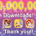 _¡10 Millones de descargas en Apps de Tsumanga Studios! _ Tsumanga Studios reached 10 million downloads of their Winx Club apps!