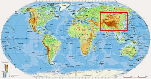Himalaja Kartta