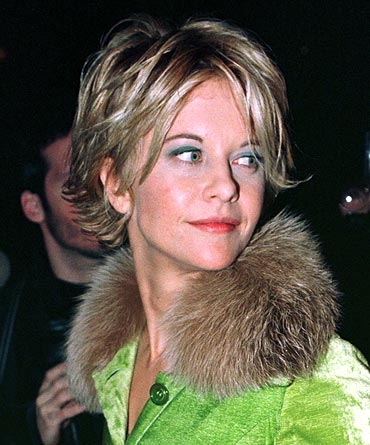 Meg Ryan Hairstyles 2011 Celebrity Hair Cuts