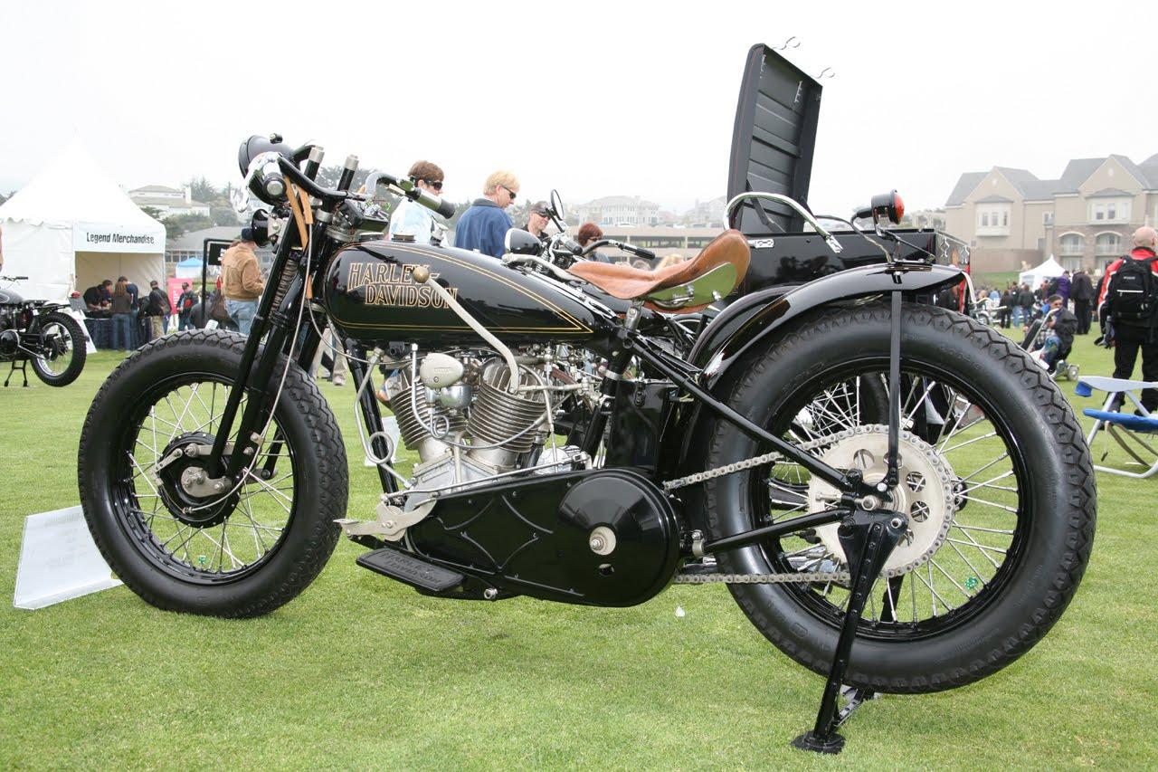 Oldmotodude 1928 Harley Davidson Peashooter Hill Climber: Fast Is Fast...: June 2012