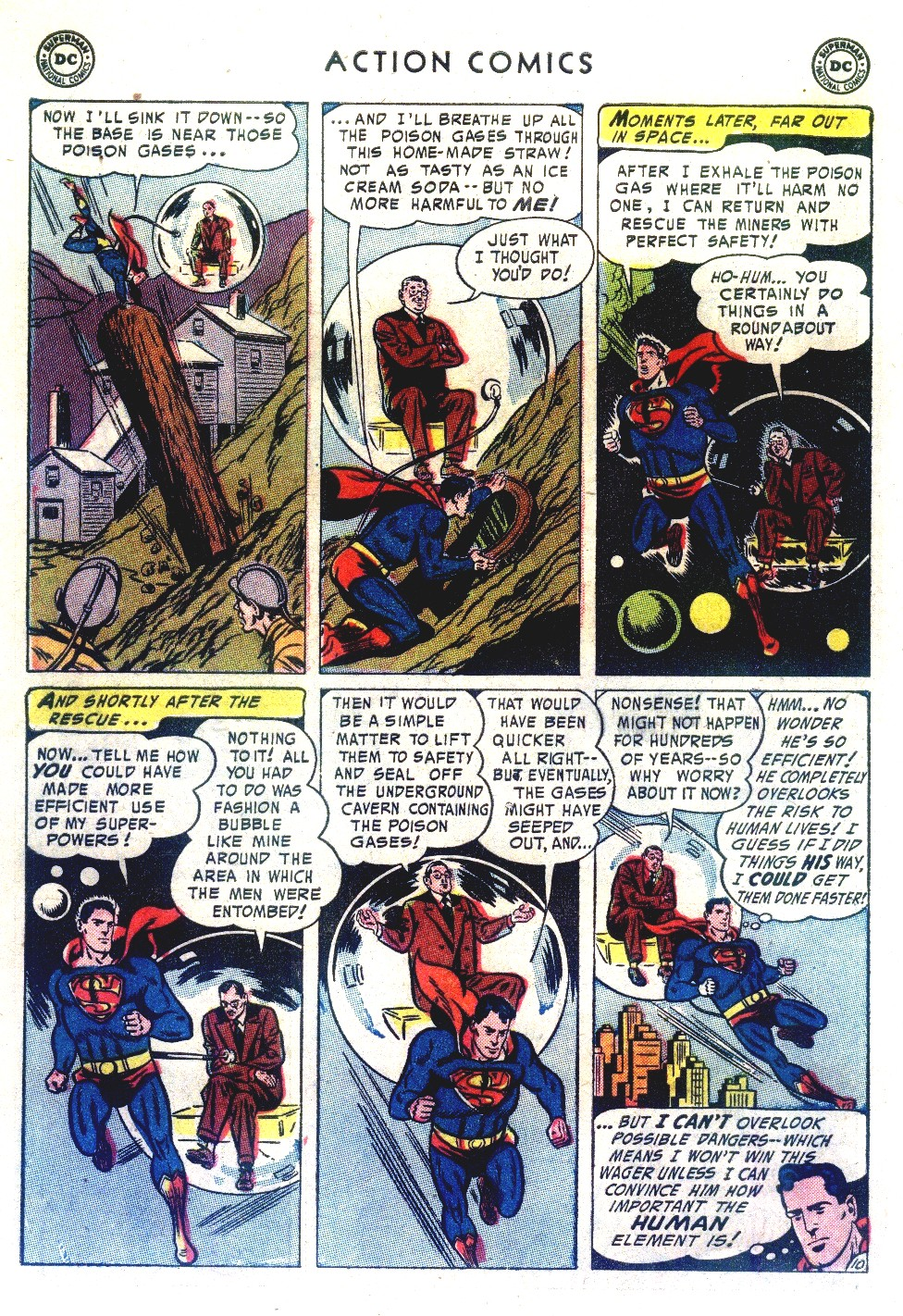 Read online Action Comics (1938) comic -  Issue #192 - 12