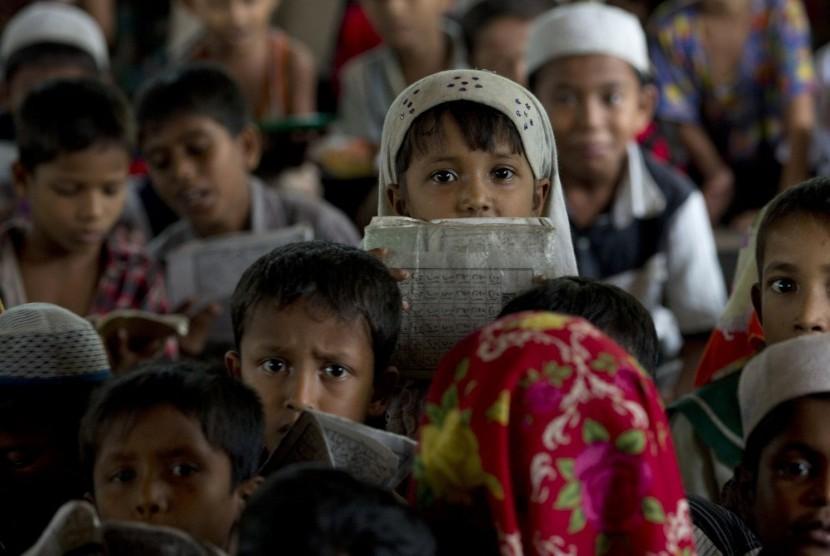Ramadhan yang tak Sama Lagi untuk Muslim Rohingya