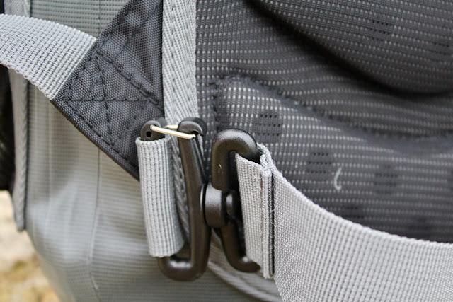 Overboard Bags Velodry 20 Hi-Vis Waterproof Cycling Backpack