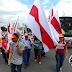 Manifestación este sábado en San José perdió fuerza