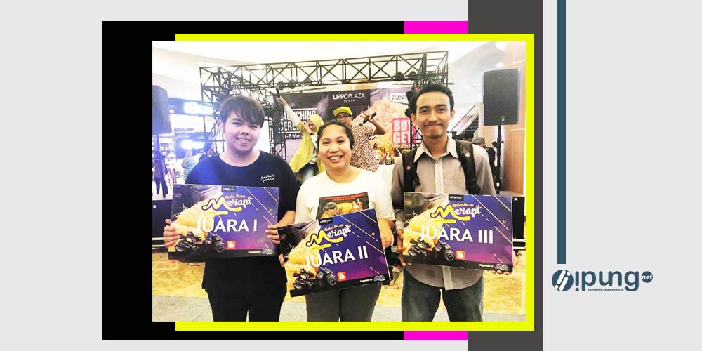 Juara III Lomba Blog Bolu Susu Merapi