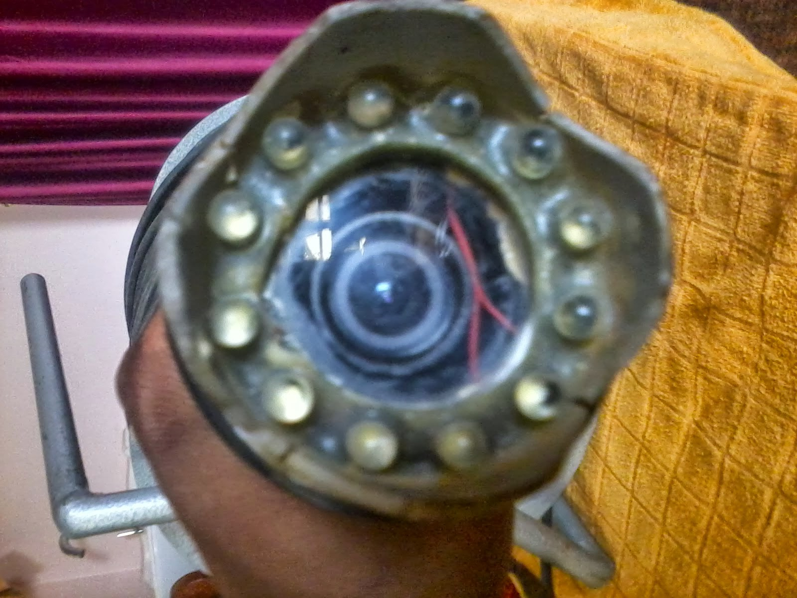 Borewell Scanning Endoscope Camera in Patna India | Spy Mobile Phone
