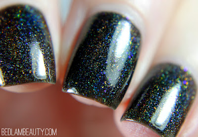 Octopus Party Nail Lacquer The 10th House