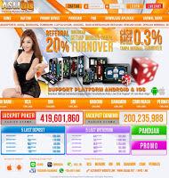 Bandar Poker Agen Sakong Judi BandarQ Online AsliQQ