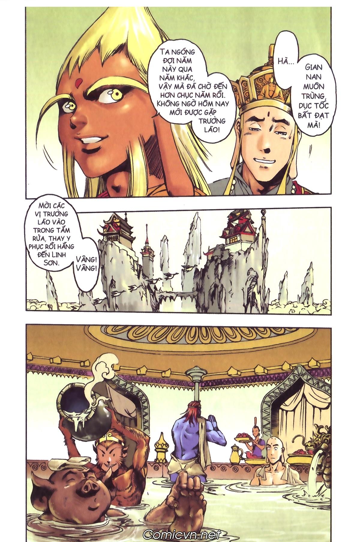Tây Du Ký màu - Chapter 133 - Pic 7