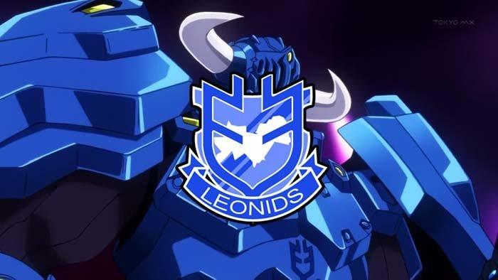 Leonids ( Blue Legion )