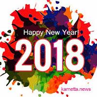 Gambar Kata-Kata Malam Tahun Baru 2018 Masehi