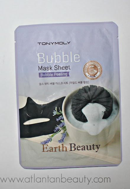 Tony Moly Bubble Mask Sheet