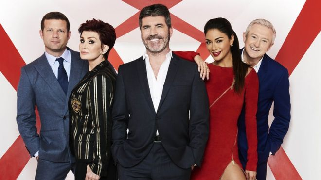 X Factor and Britain's Got Talent to stay on ITV to at least 2019