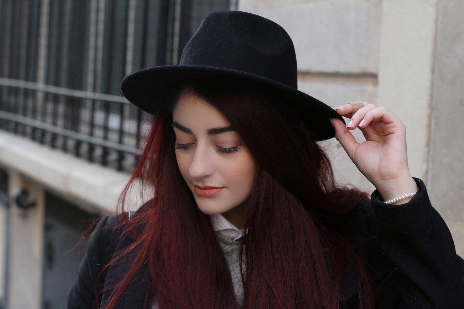 chapeau camaïeu