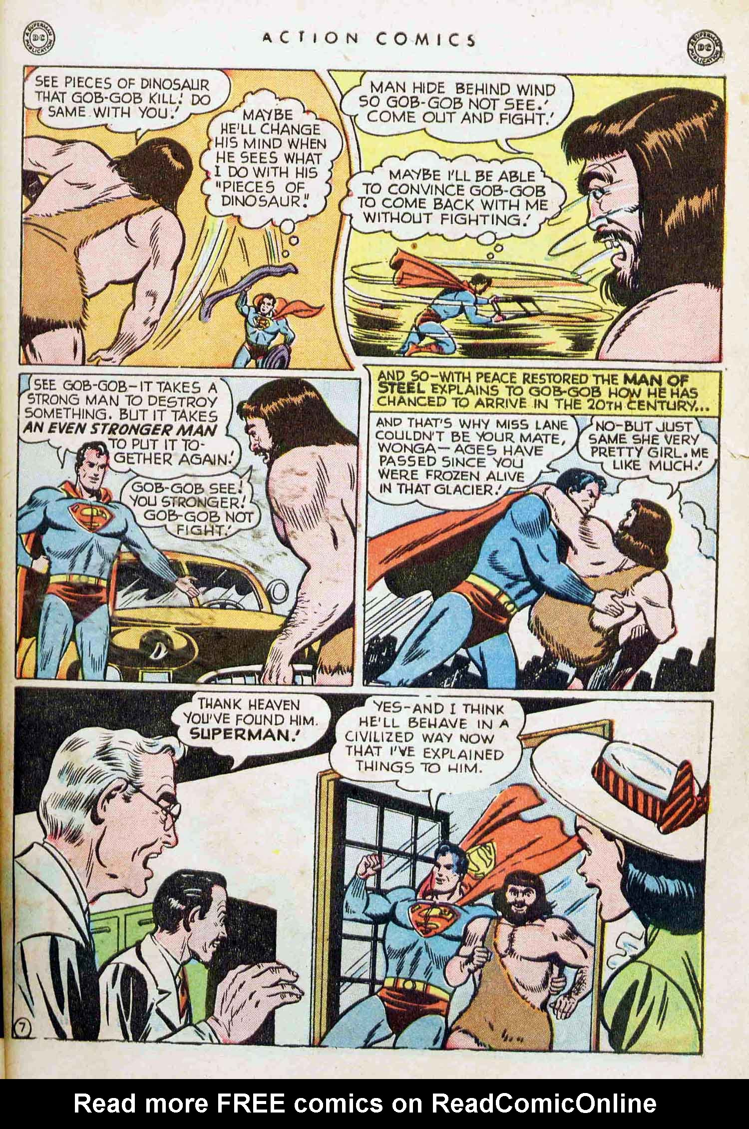 Read online Action Comics (1938) comic -  Issue #129 - 8