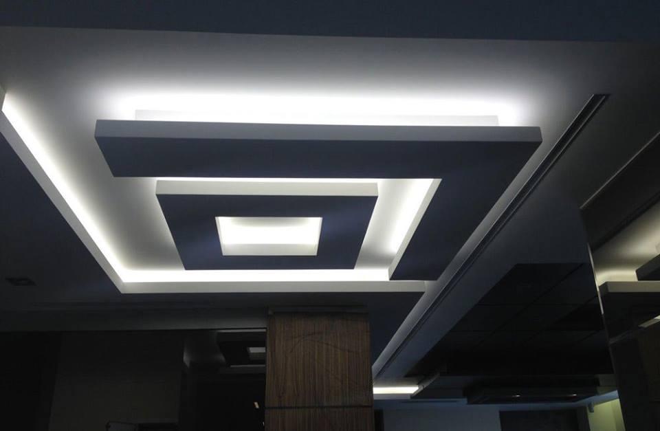 15 Ways to install LED Indirect Lighting for false ceiling ...