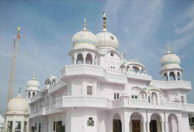 Takht Sri Damdama Sahib - Bhatinda