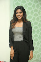 Actress Eesha Looks gorgeous in Blazer and T Shirt at Ami Tumi success meet ~  Exclusive 099.JPG
