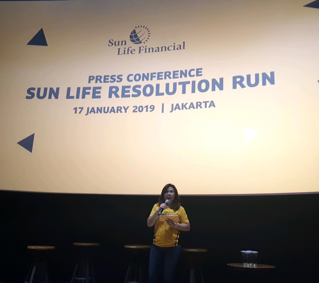 sun life resolution run indonesia