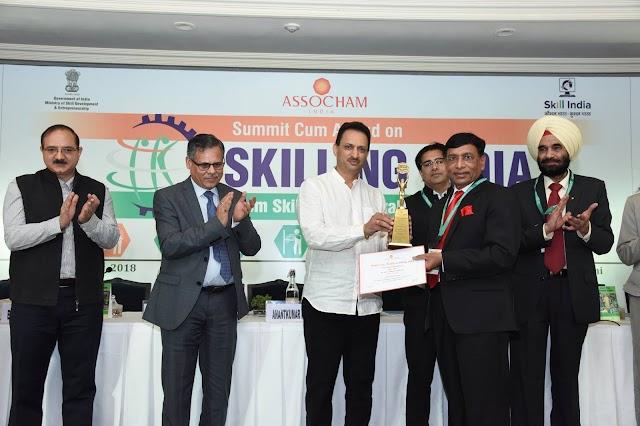 Summit-cum-Awards on Skilling India | Skill Development Council